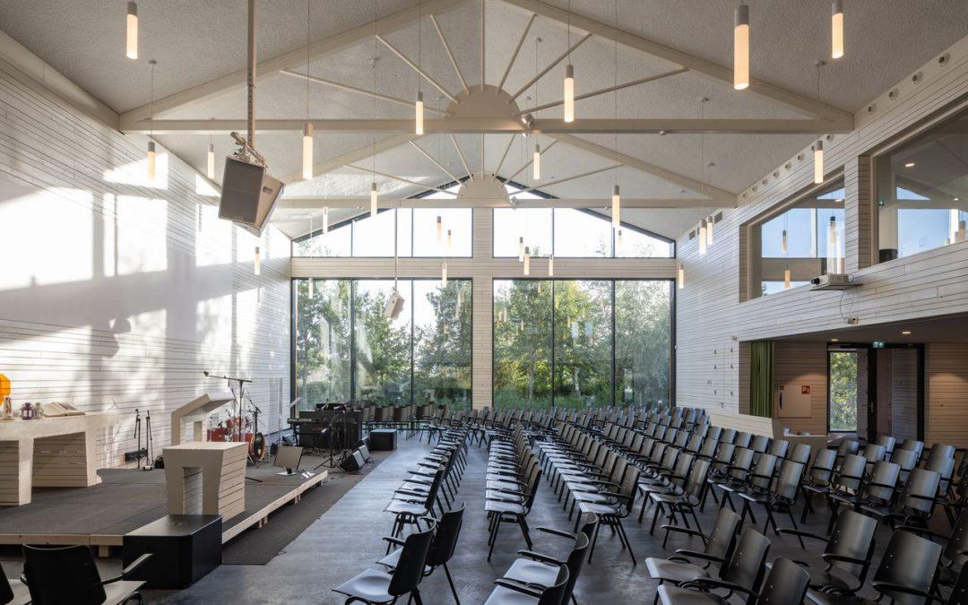 Nieuwbouw kerk Leidsche Rijn