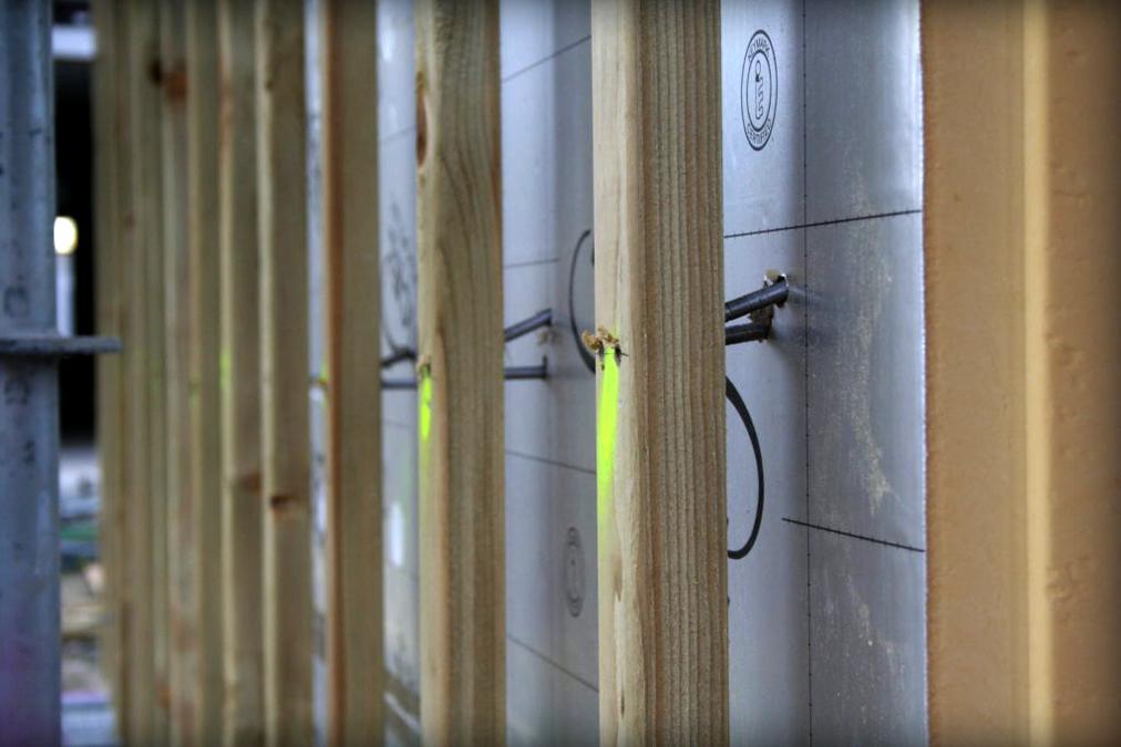Usra Walltec 32, isolatie, glasvlies bekleed, geventileerde gevels, brandveilig, waterafstotend