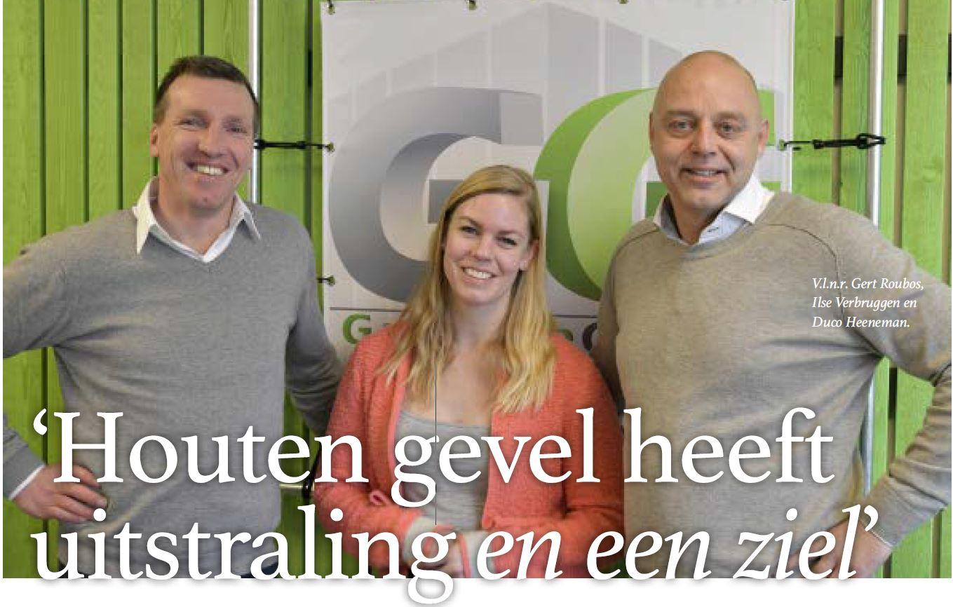Interview, Houtwereld, Duco Heeneman, Gert Roubos, SoulWood, GarantieGevels