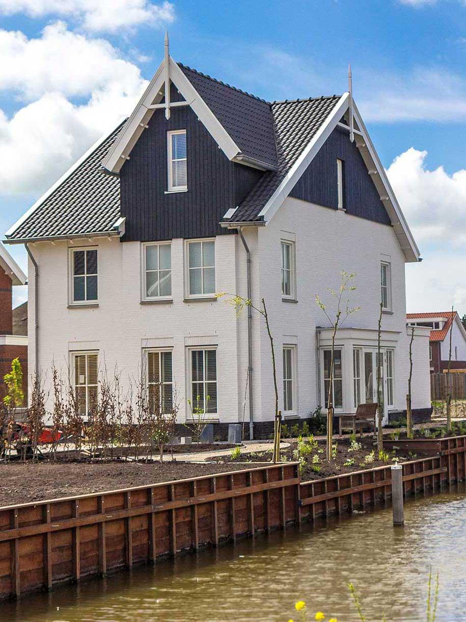 SoulWood Premium - Landrijk 3 -39 luxe woningen Ackerswoude, Eskra