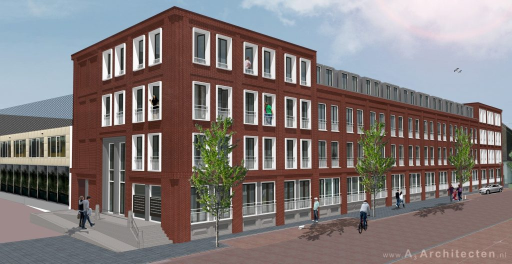 Woudagebouw Utrecht