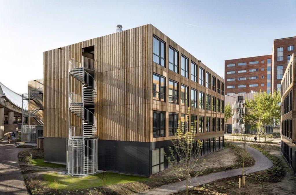 Studentenwoningen de Berenkuil Eindhoven