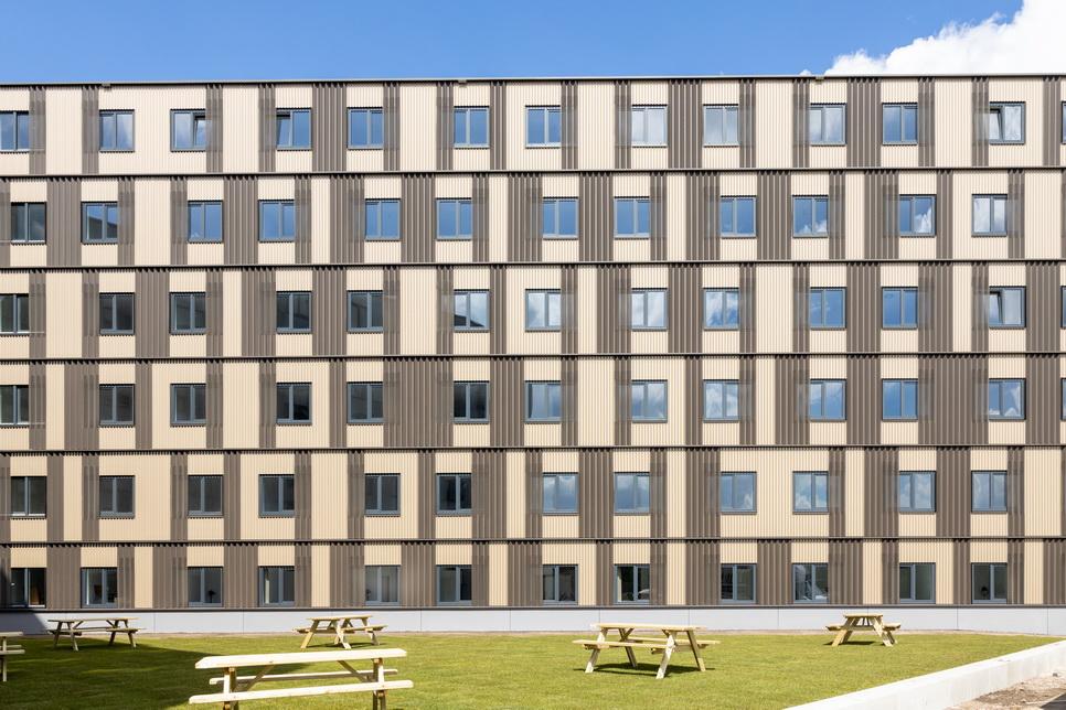 Science Park Utrecht studentencomplex