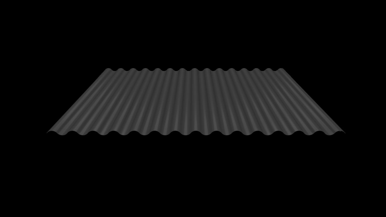 GG Concept Steel Cascade houtnerf, gevelbekleding, staal, GarantieGevels